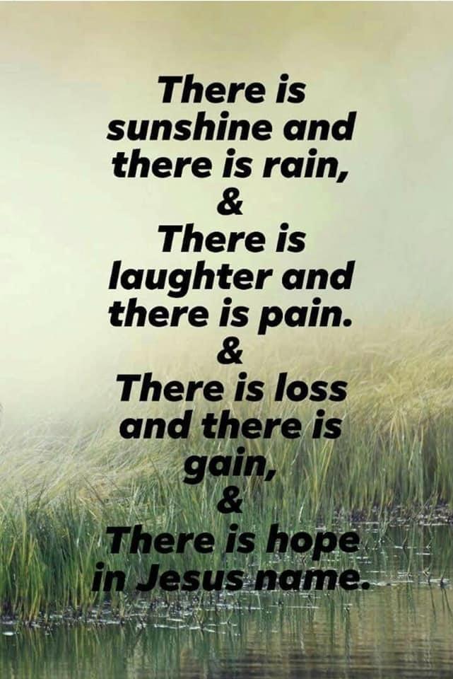 hope in jesus name